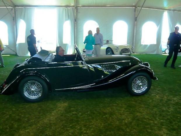 1964 Morgan Plus Four Drophead Coupe