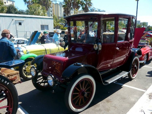 1919 Rauch & Lang C-55 Electric Coach Double Drive