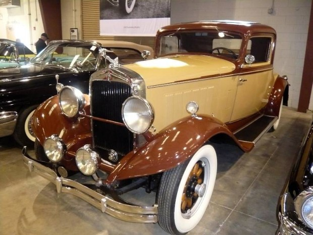 1931 Reo 8-30 Flying Cloud Coupe