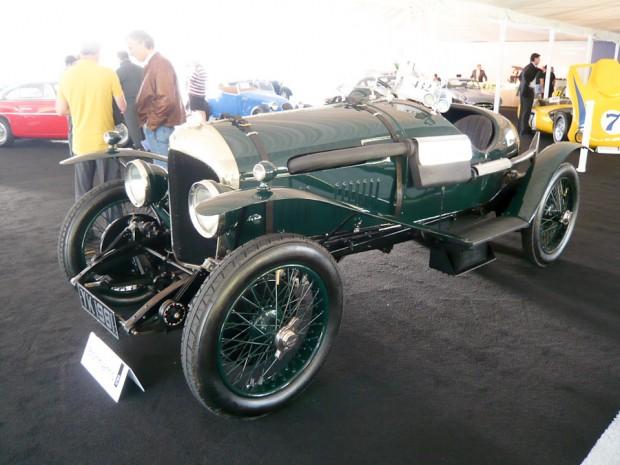 1925 Bentley 3-Liter 100mph Supersports 'Brooklands'