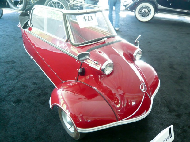 1955 Messerschmitt KR-200 Cabriolet
