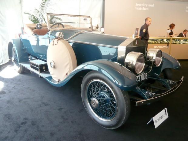 1920 Rolls-Royce Silver Ghost 40/50hp Gentleman's Roadster