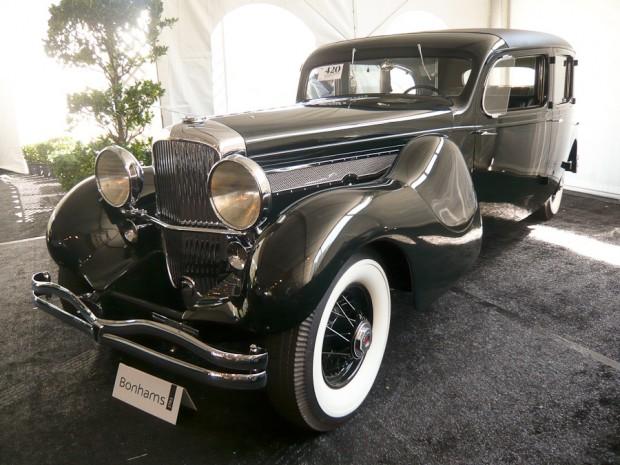 1937 Duesenberg Model J Landaulet Limousine