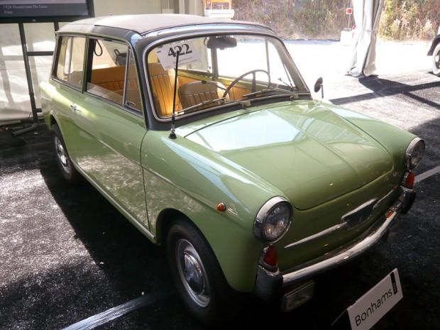 1962 Autobianchi Bianchina Panoramica