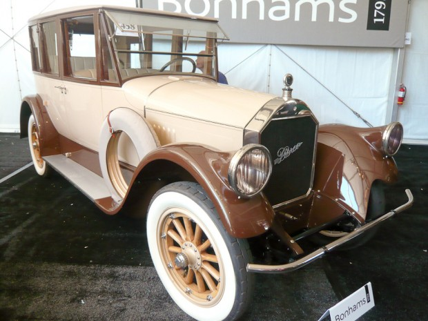 1922 Pierce-Arrow Series 33 Touring Sedan