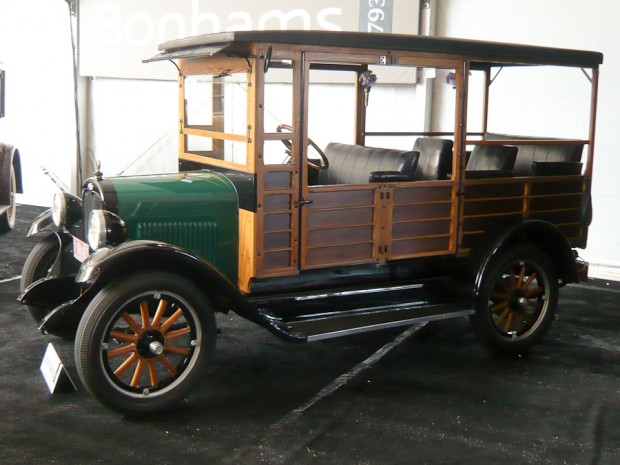 1927 Chevrolet Series AA Station Wagon, Body by Martin-Perry