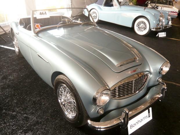 1959 Austin-Healey 3000 Mk I Roadster