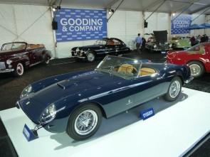 1958 Ferrari 250 GT Pinin Farina Cabriolet Series 1 sold for $6,160,000