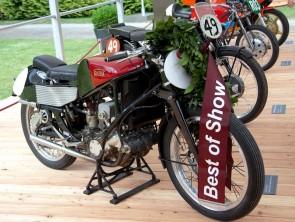 Gilera 500 Concorso di Motociclette