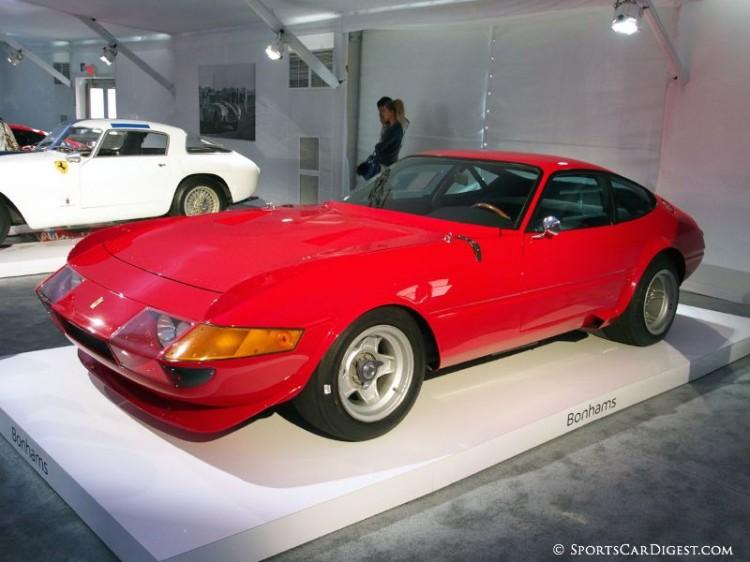 1969 Ferrari 365 GTB/4 Daytona Berlinetta Competizione