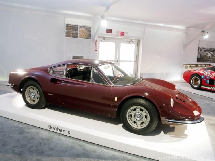 1969 Ferrari 206 GT Dino