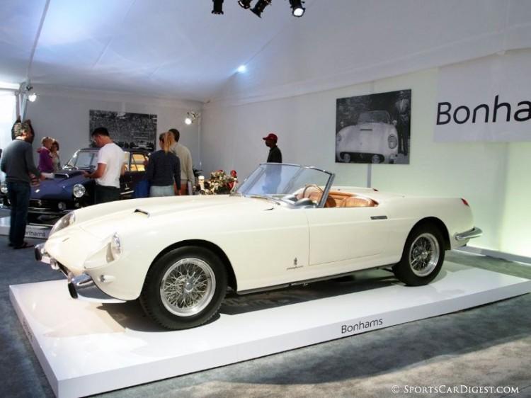 1958 Ferrari 250 GT Cabriolet SI, Body by Pinin Farina