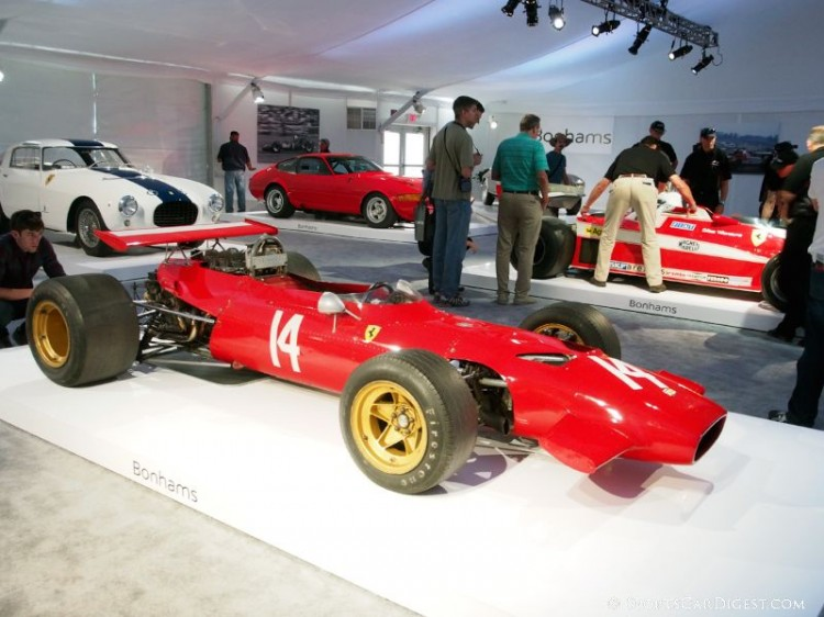 1968 Ferrari Dino 166/246T Formula 2/Tasman