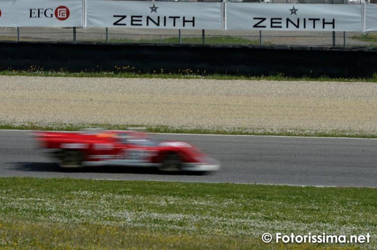 1971 Ferrari 512M at the 2014 Mugello Classic
