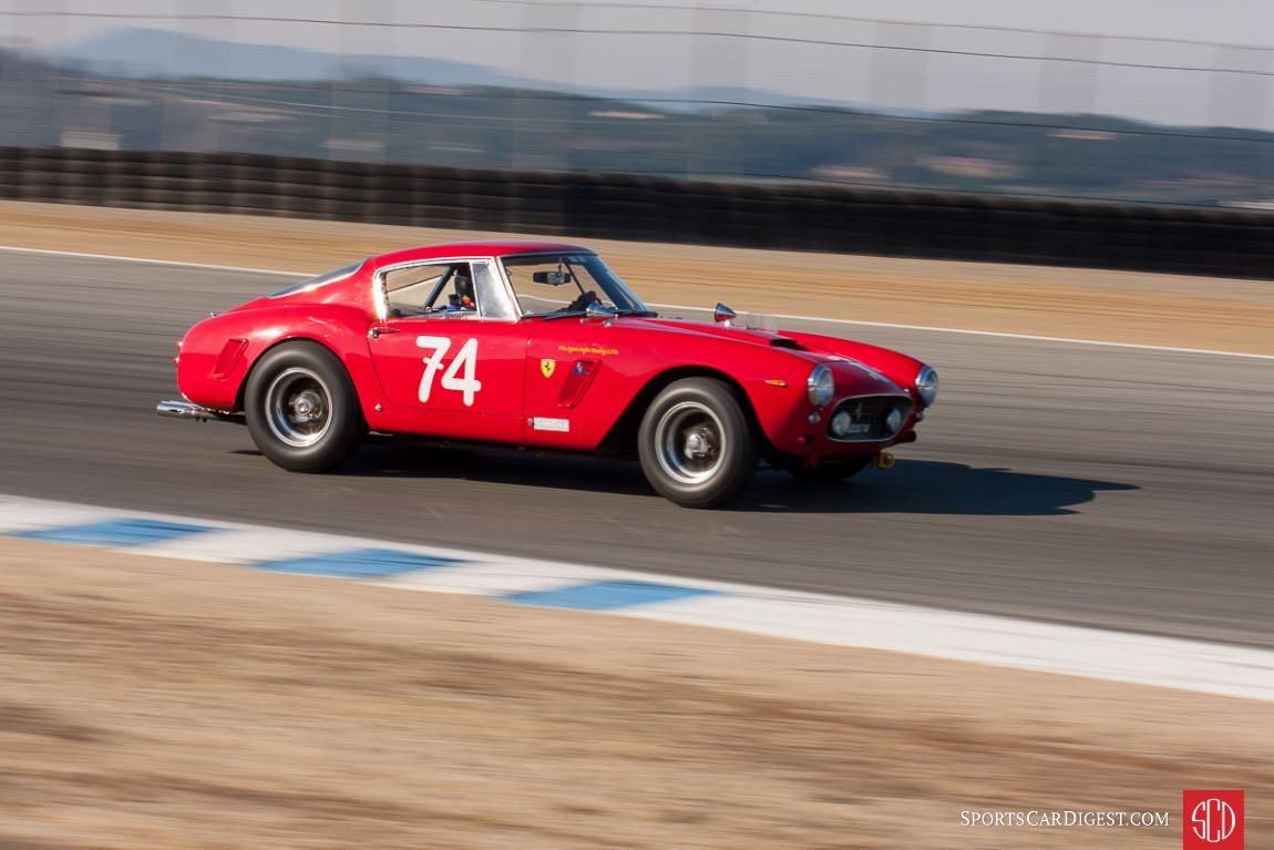 Ned Spieker - Ferrari 250 GT SWB