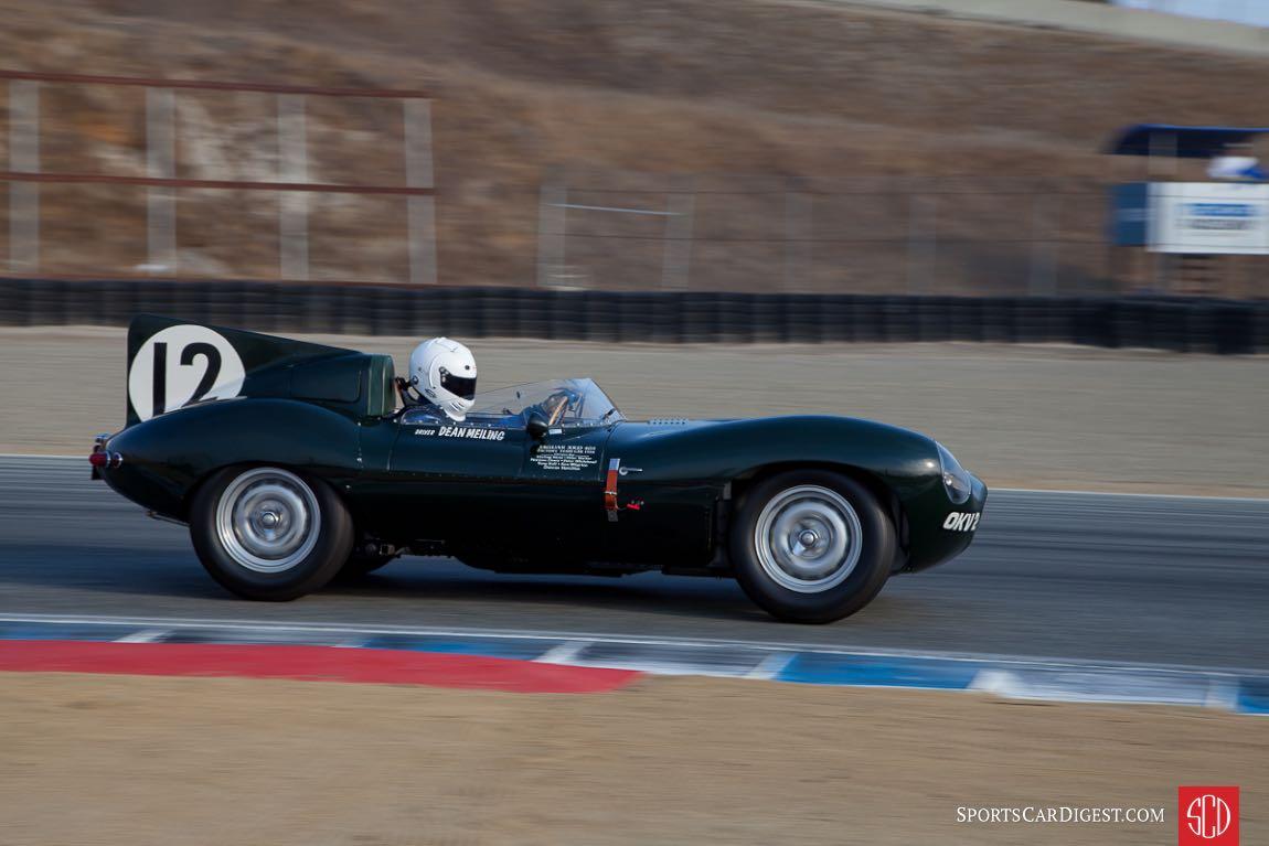 Dean Meiling - Jaguar D-Type