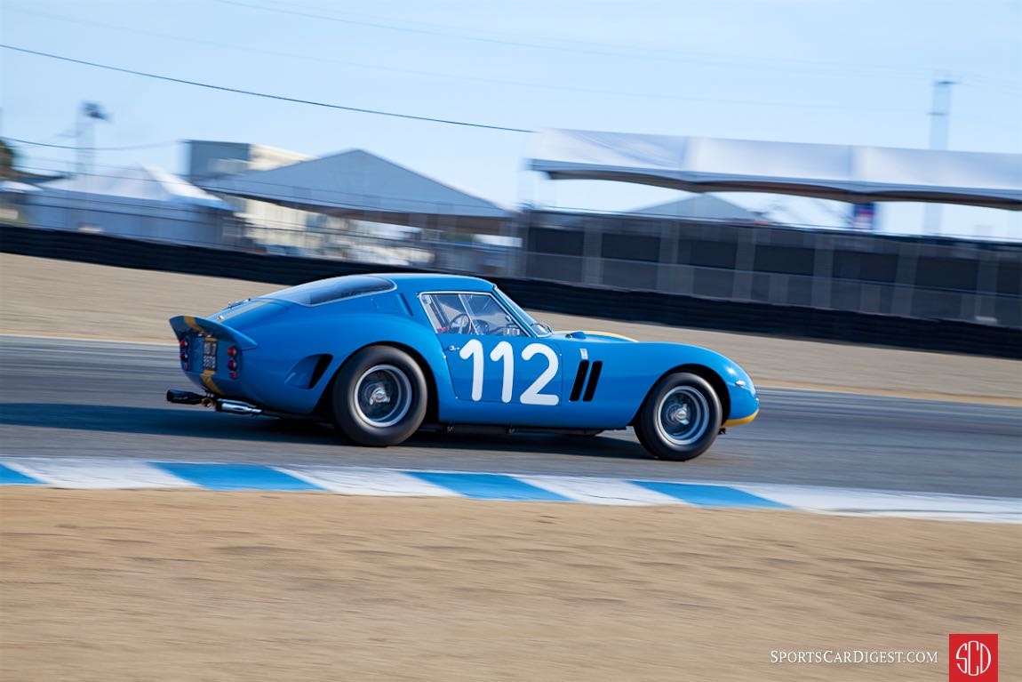 Chris Cox - Ferrari 250 GTO
