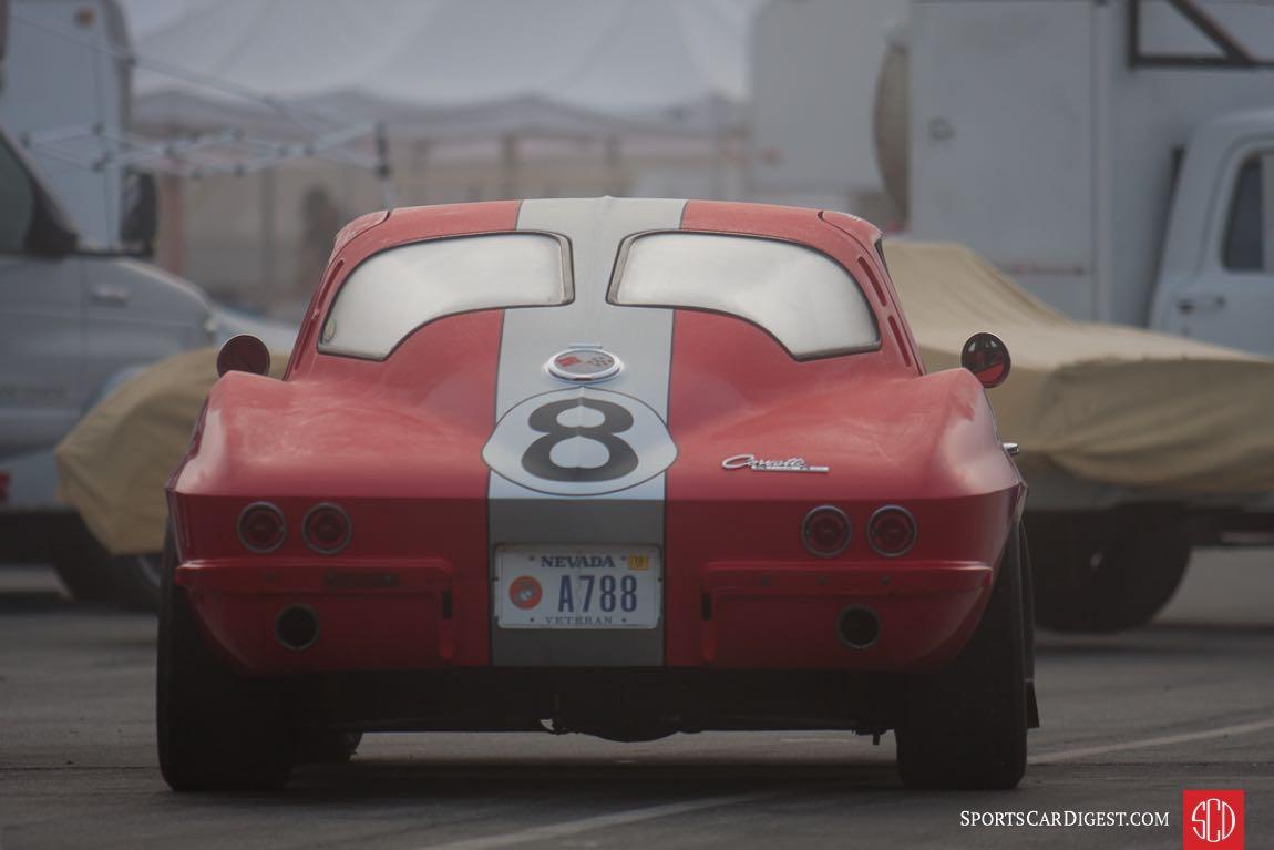 Daniel Haney - Chevrolet Corvette