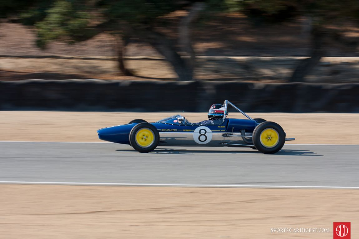 Phillip Ribbs - Lotus 27