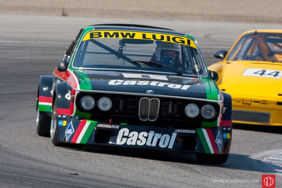 Steve Walker - BMW CSL