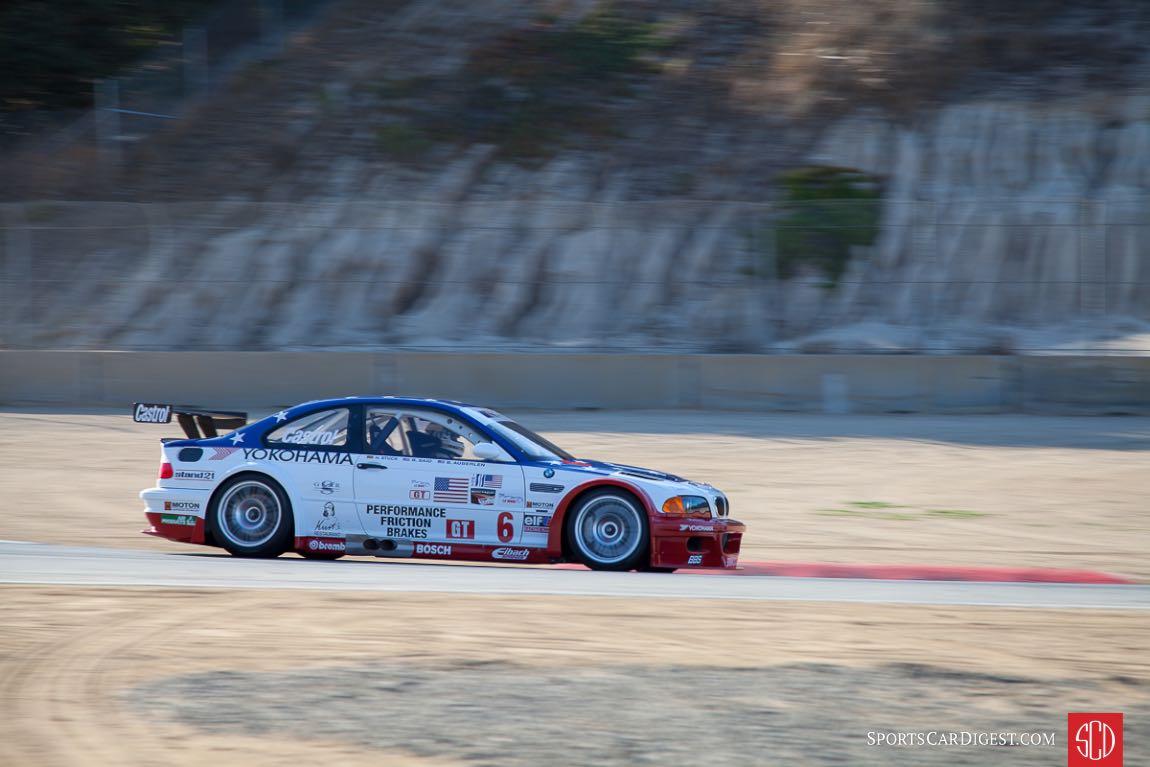 Boris Said - BMW M3 GTR