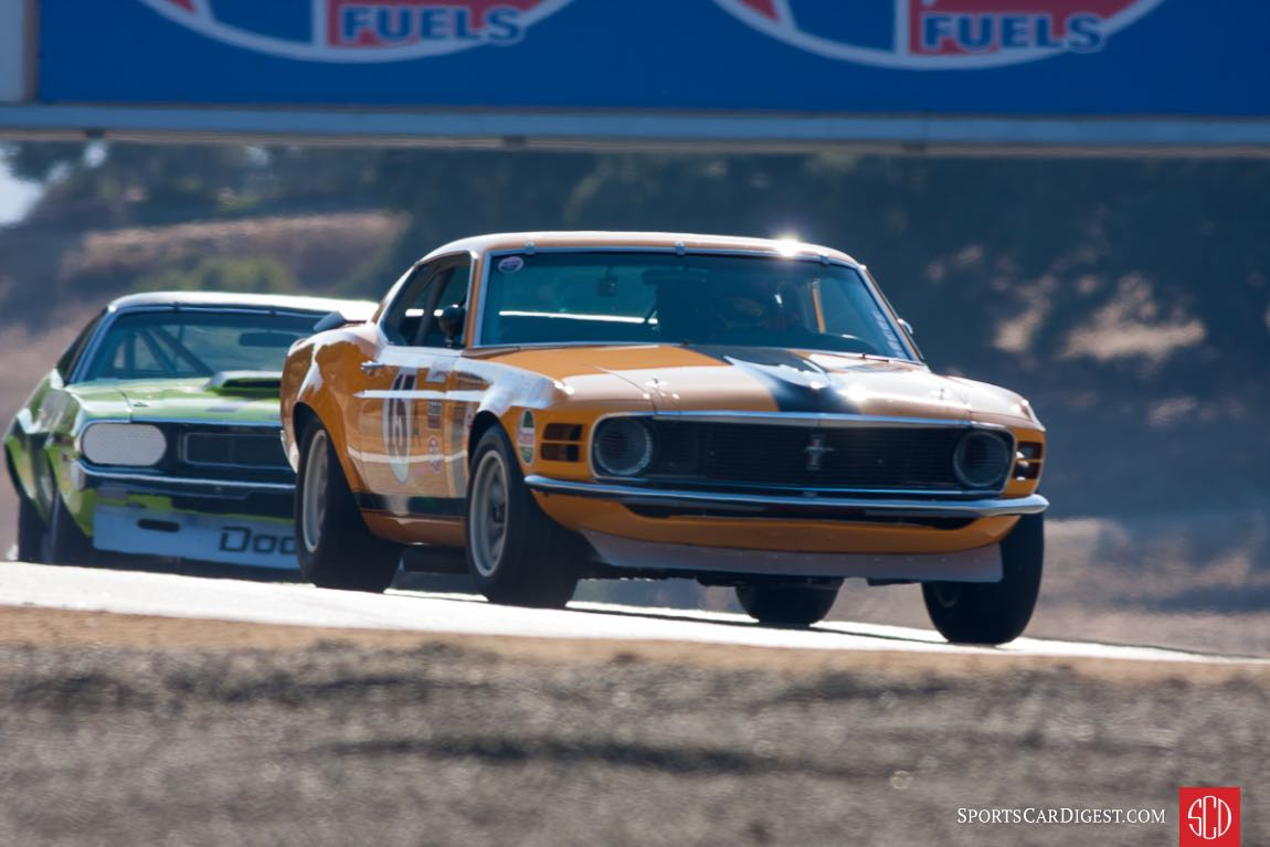 William E. (Chip) Connor - Ford Mustang