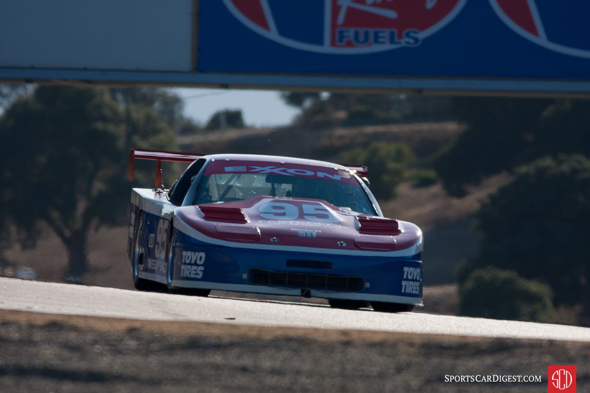 Philip Mendelovitz - Nissan IMSA 240SX