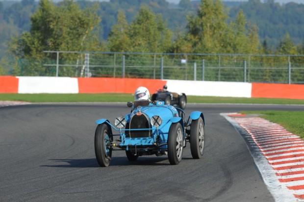 Bugatti Type 35B - Martin Overington