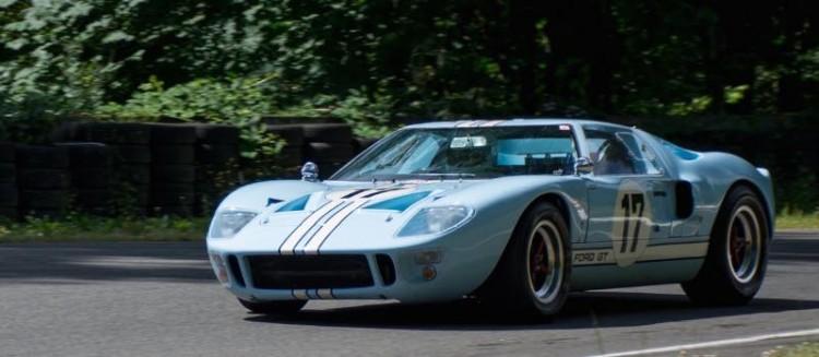 Doug Kirk, 1966 Ford GT 40