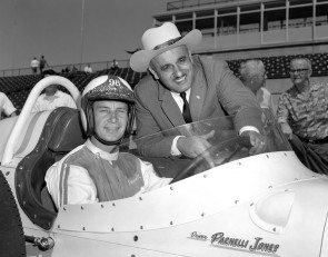 Parnelli Jones Honored at 2013 Indianapolis 500