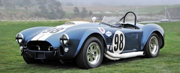 Shelby Cobra 427 Competition