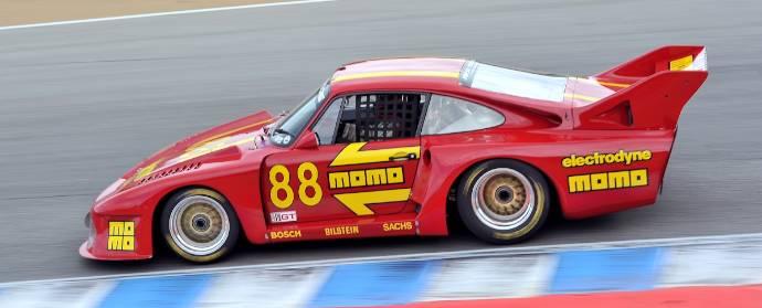 Porsche 935 at Rolex Monterey Motorsports Reunion