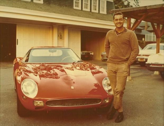 Phil Hill and 1964 Ferrari 250 GTO