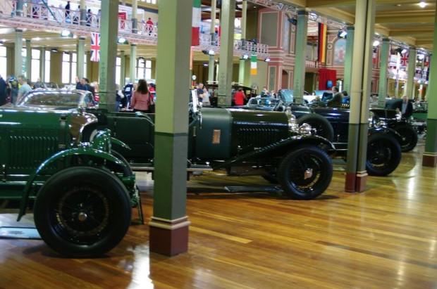 Bentleys at Motorclassica