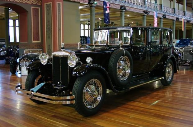 1928 Daimler P.1.50 Limousine