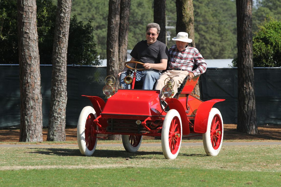 1903 Marmon Marr Auto Car