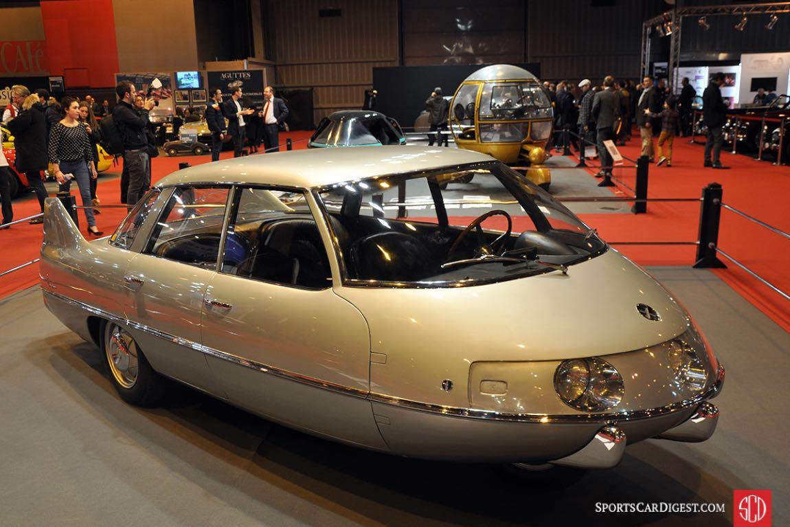 Pinin Farina PFX - 1960