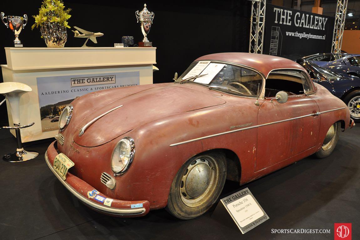 Porsche 356 Speedster 1500S - 1955