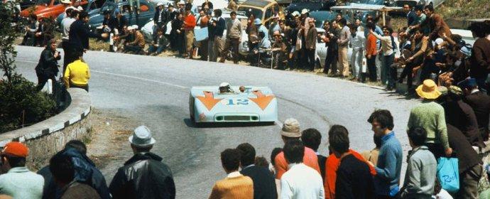 Porsche 908-3, 1970 Targa Florio, Brian Redman, Jo Siffert