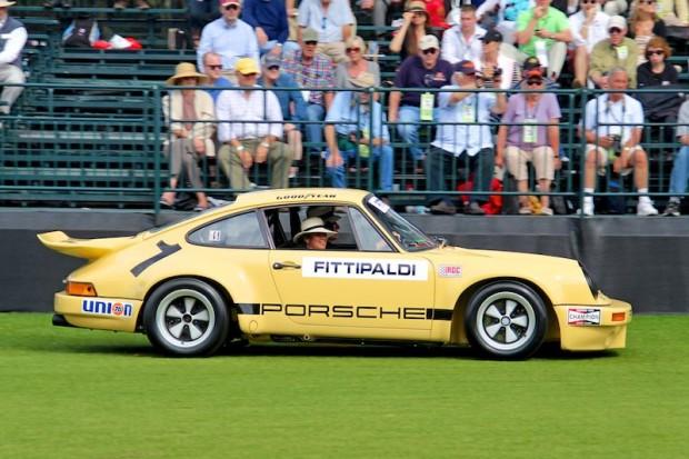 1974 Porsche IROC RSR of the Dennis Kranz Collection
