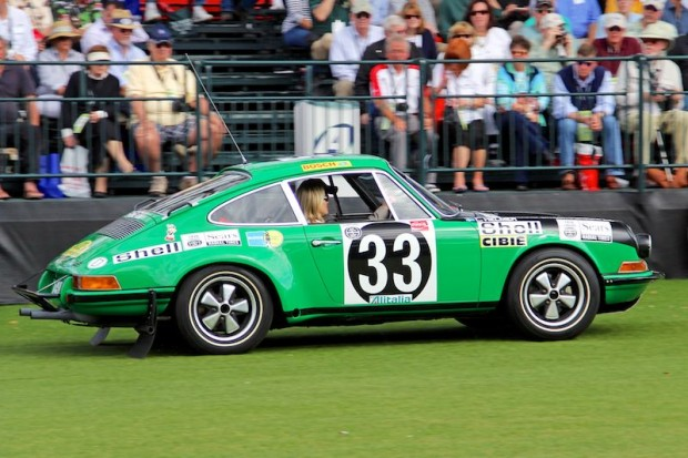 1971 Porsche 911 STR Safari of Terri and Jeff Zwart
