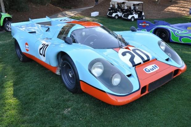 1970 Porsche 917K - Vintage Racing Motors