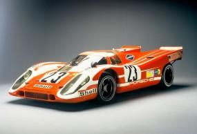 Porsche 917 KH won 1970 24 Hours of Le Mans