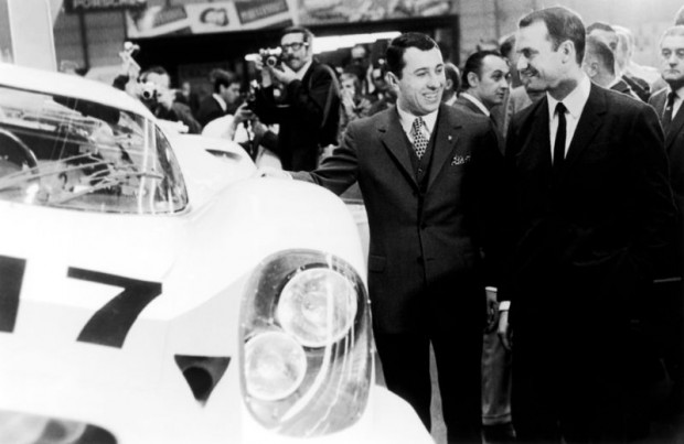 Presentation of the brand new Porsche 917