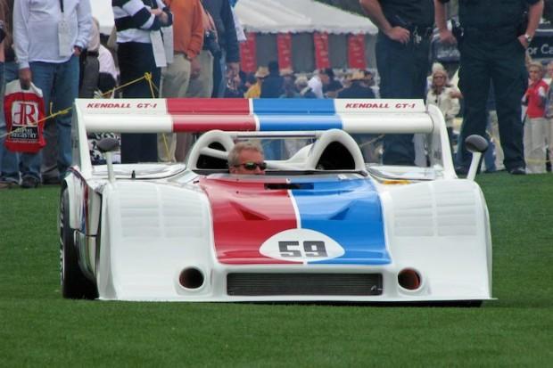Porsche 917/10 - Hurley Haywood