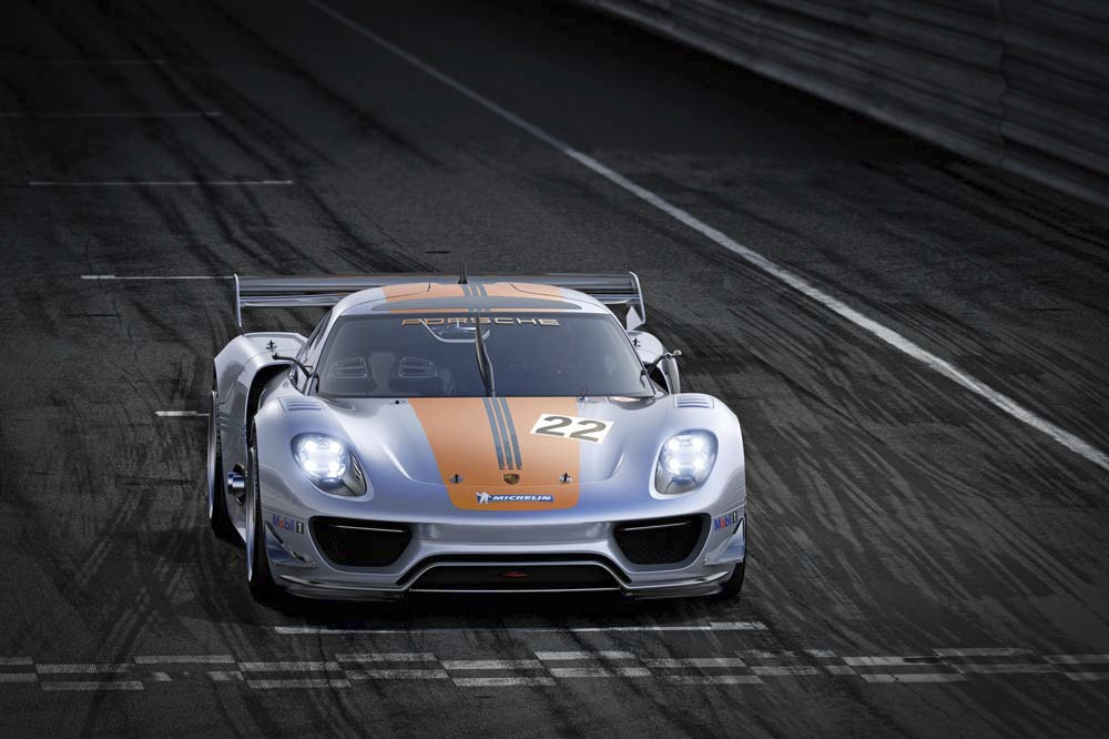 porsche 918 rsr photos video and information. Black Bedroom Furniture Sets. Home Design Ideas
