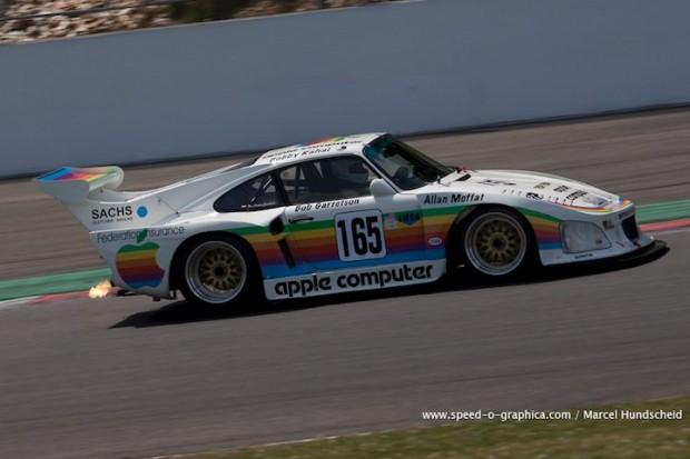 Apple Computer Porsche 935 K3 - Bobby Rahal