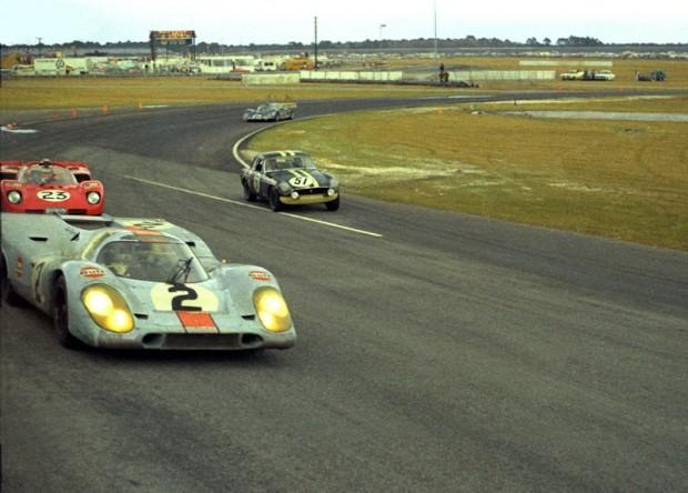 Gulf Porsche 917K - Daytona 24 Hours 1971