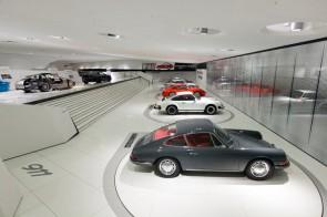 Porsche Museum 911 Identity Exhibit