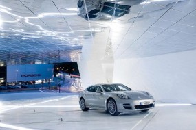 Porsche Panamera Museum